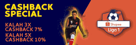 Cashback Liga Indonesia SuperBola