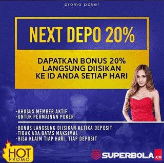 Next DP 20% SuperPoker