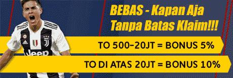 Promo Judi Bola 2019 Next Deposit Sportsbook
