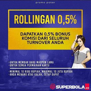 Rolllingan 0.5% SuperPoker