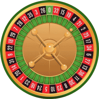 Roda Roulette SuperBola