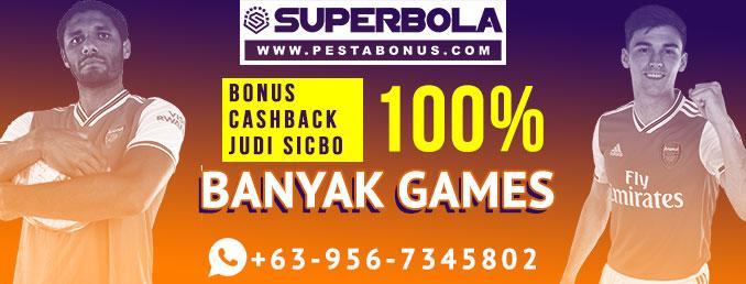 Bonus Taruhan Online Member Baru 50% & Cashback 20% Slot