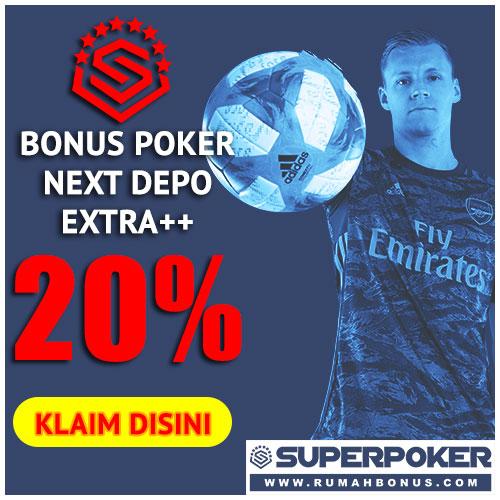 Bonus Poker Tanpa Deposit