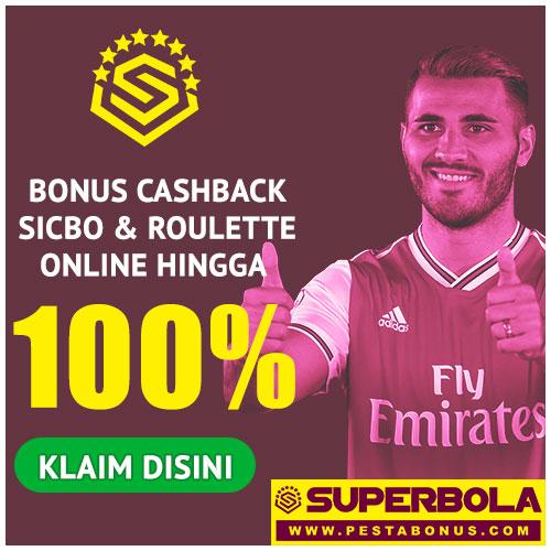 Promo Bonus 100% Member Baru