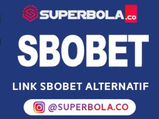 Daftar link SBObet alternatif terbaru dari SuperBola