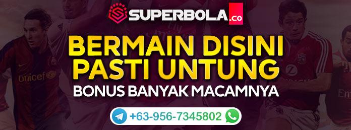 Situs Judi Bola Online Superbola Keamanan Terjamin dan ...