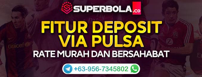 Judi Online Deposit Pulsa Murah Rate Bersahabat Hanya Di Superbola