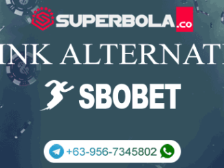 Link Alternatif SBObet SuperBola