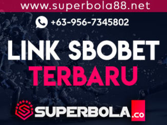 Link SBOBET Terbaru 2019