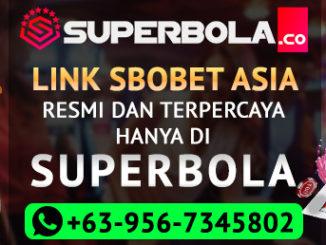 Sbobet Asia Link