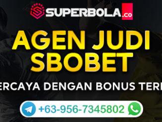 Agen Judi SBOBET - Superbola