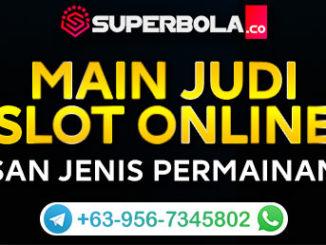 Judi Slot Modal Kecil Untuk Besar di Situs Superbola