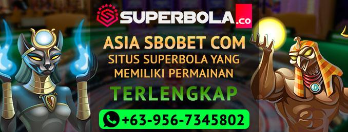 Asia Sbobet Com Situs Superbola yang Memiliki Permainan
