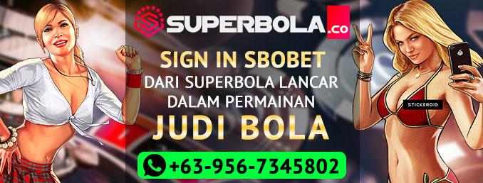Sign In Sbobet