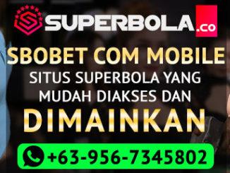 Sbobet Com Mobile
