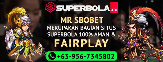 Mr Sbobet
