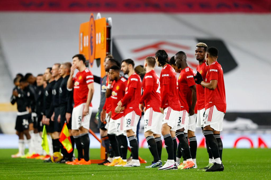 Manchester United di Liga Inggris