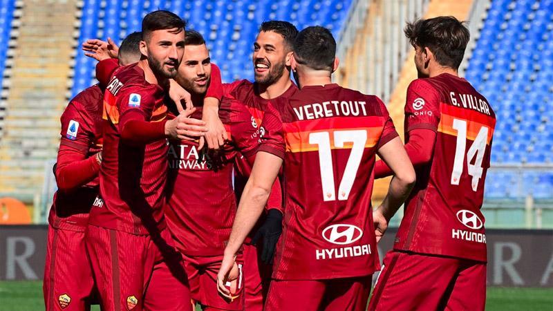 AS Roma Vs Udinese: Giallorossi Unggul Tiga Gol Tanpa Balas