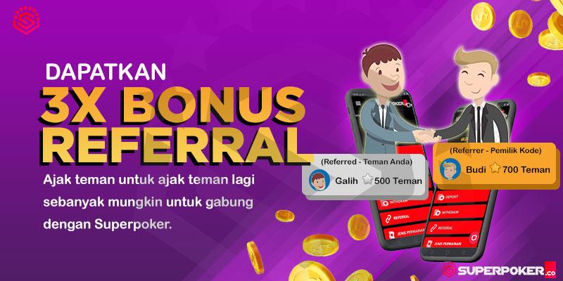 Bonus Referral SuperBola