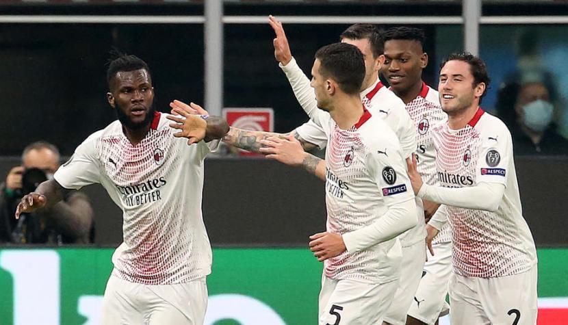 Hasil Liga Europa 2020-2021: Napoli Dan Leicester Tersingkir