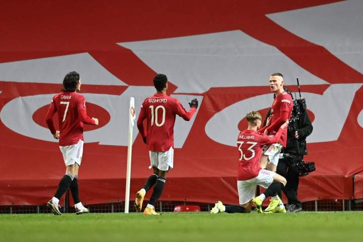 Hasil Piala FA 2020-2021: Manchester United Singkirkan West Ham