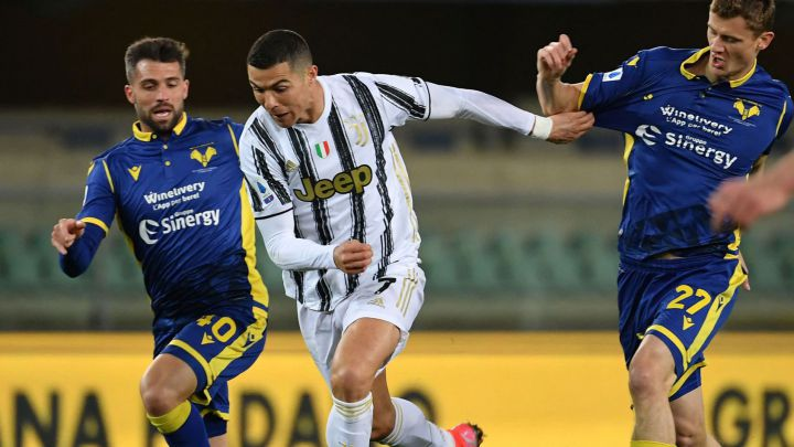 Hellas Verona Vs Juventus: Si Nyonya Tua Ditahan Imbang 1-1
