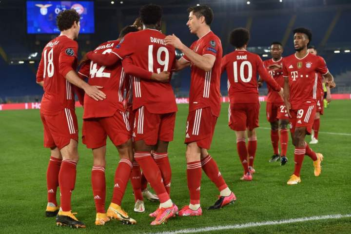 Lazio Vs Bayern Munchen: Biancoceleste Dibungkam Tamunya 4-1
