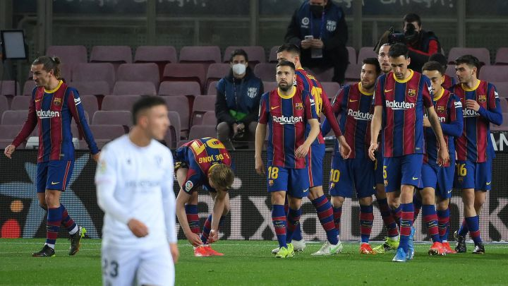Barcelona Vs Huesca: Messi Gemilang, Blaugrana Menang Telak 4-1