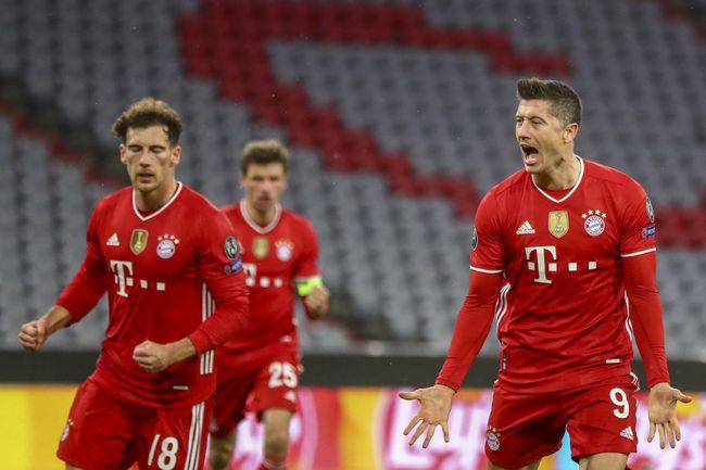 Bayern Munchen Vs Lazio: Sikat Lazio 2-1, Munchen Ke Perempatfinal