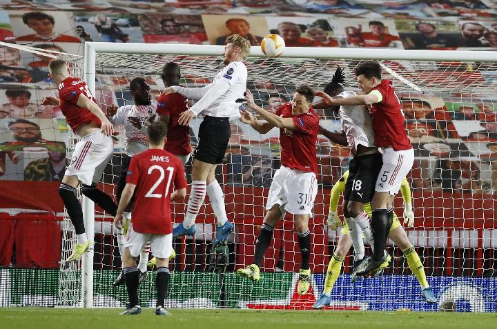 Manchester United Vs Milan: Rossoneri Tahan Imbang Setan Merah 1-1