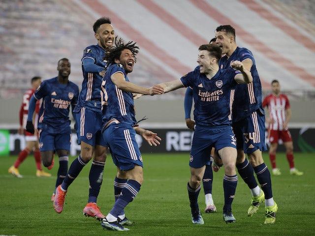 Olympiakos Piraeus Vs Arsenal: The Gunners Menang Telak 3-1