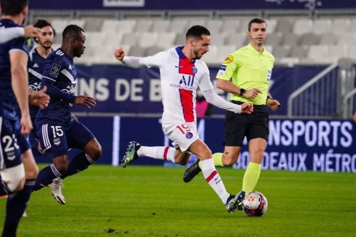 Pekan Ke-28 Liga Prancis 2020-2021, PSG Masih Tempel Lille