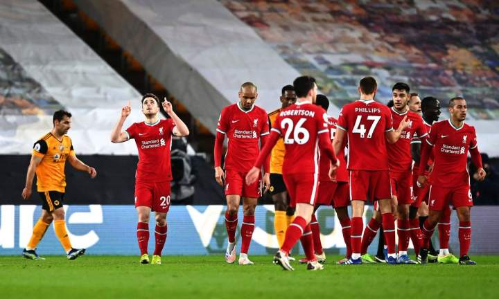 Pekan Ke-29 Liga Inggris 2020-2021, Liverpool Geser Everton