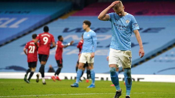 Rangkuman Hasil Liga Inggris Pekan 28, MU Bungkam City