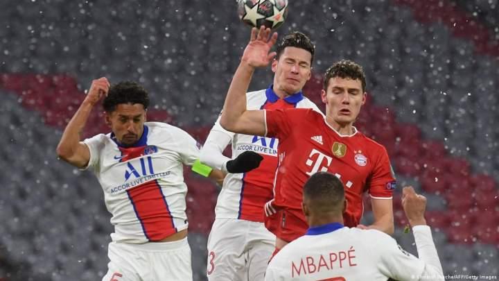 Alasan Bayern Munchen Bisa Mengcomeback Paris Saint-Germain