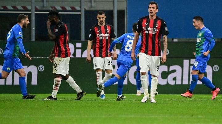 Giornata Ke-32 Liga Italia 2020-2021, Milan Gagal Dekati Inter