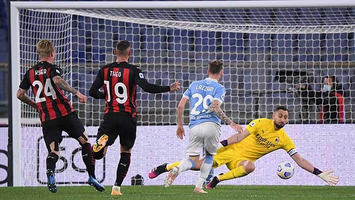 Giornata Ke-33 Liga Italia 2020-2021, Milan Terlempar Dari Empat Besar