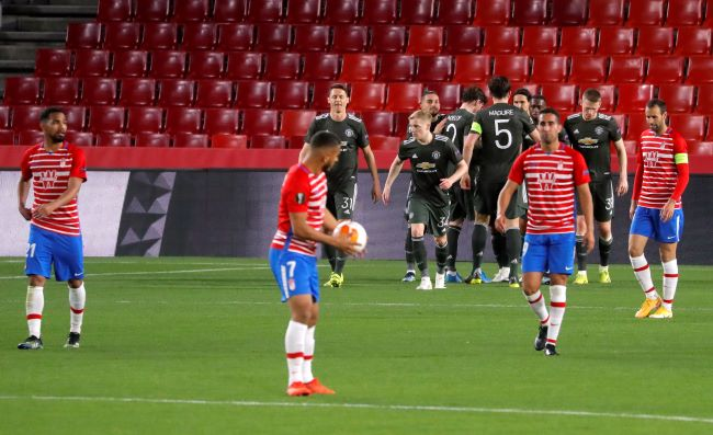 Granada Vs Manchester United: The Red Devils Menang 2-0