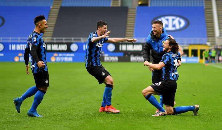 Inter Milan Vs Cagliari: La Beneamata Menang 1-0 Atas Cagliari
