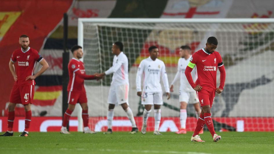 Liverpool Vs Real Madrid: Imbang Tanpa Gol, The Reds Tersingkir