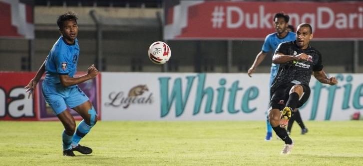 Persela Vs Madura United: Sempat Unggul, MU Diimbangi Persela 1-1