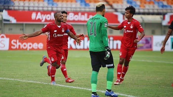 Persik Vs Madura United: Macan Putih Kandaskan MU 2-1