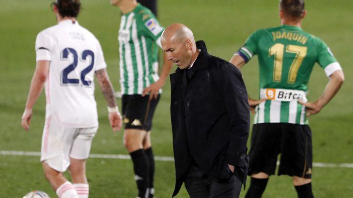 Real Madrid Vs Betis: Imbang 0-0, Posisi Los Blancos Terancam