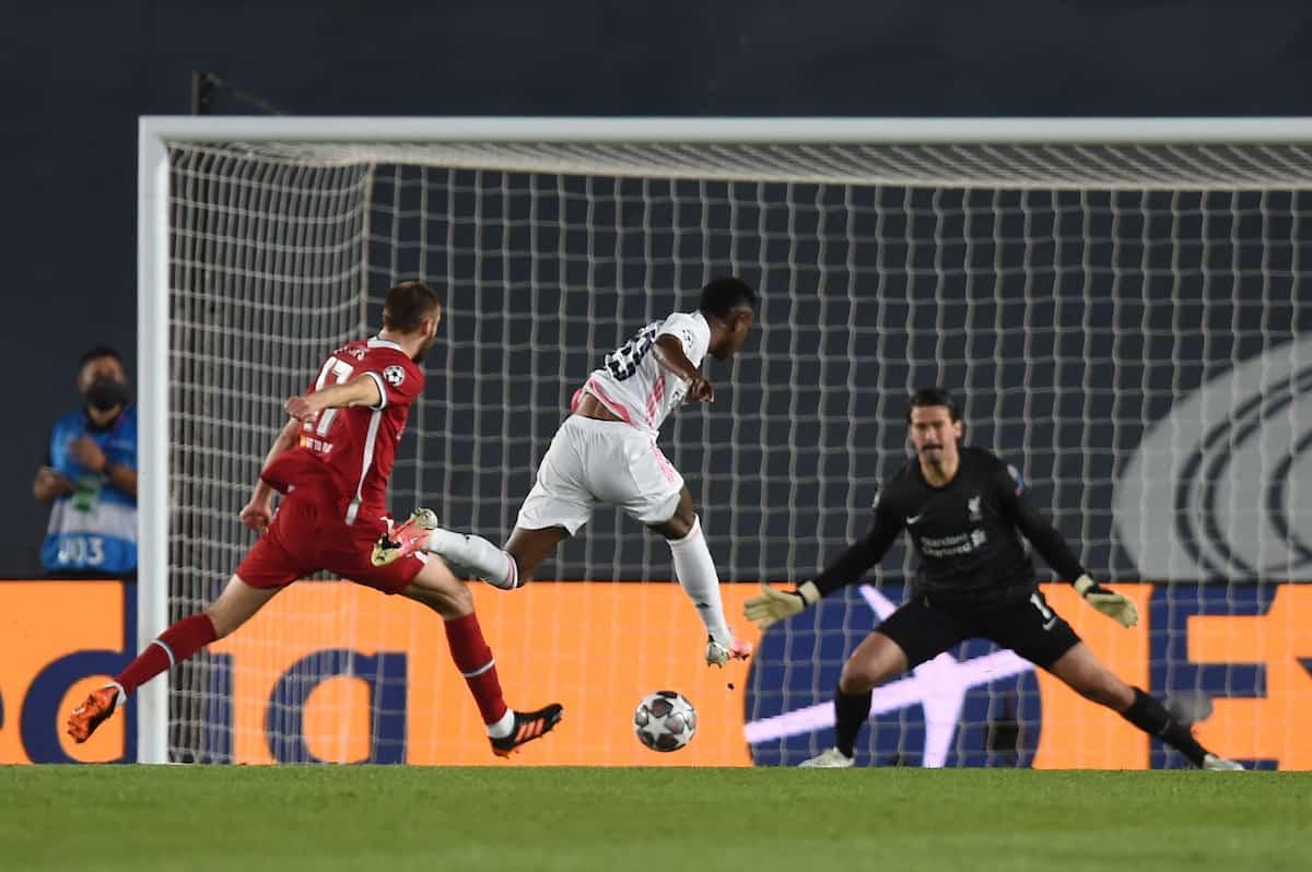 Real Madrid Vs Liverpool: Vincius Brace, Los Blancos Menang 3-1