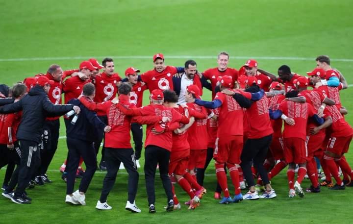 Bayern Munchen Vs Gladbach: Menang 6-0, Die Roten Juara Bundesliga