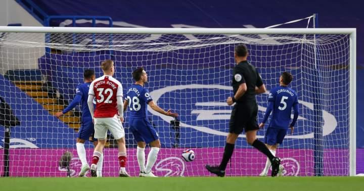 Chelsea Vs Arsenal: Gol Tunggal Smith Rowe Menangkan The Gunners