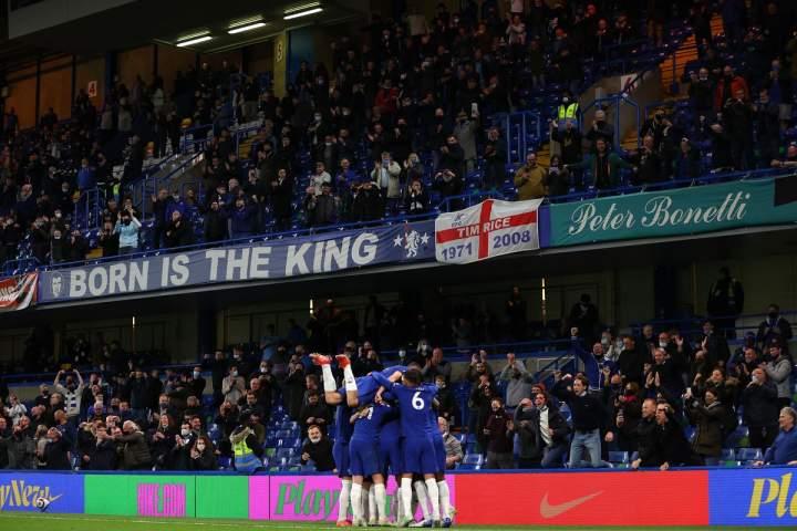 Chelsea Vs Leicester: Balas Kekalahan, The Blues Unggul 2-1