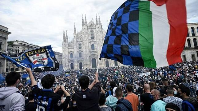Giornata Ke-34 Liga Italia 2020-2021: Atalanta Seri, Inter Raih Scudetto