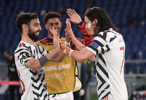 Roma Vs Manchester United: Dikalahkan I Lupi, MU Ke Final
