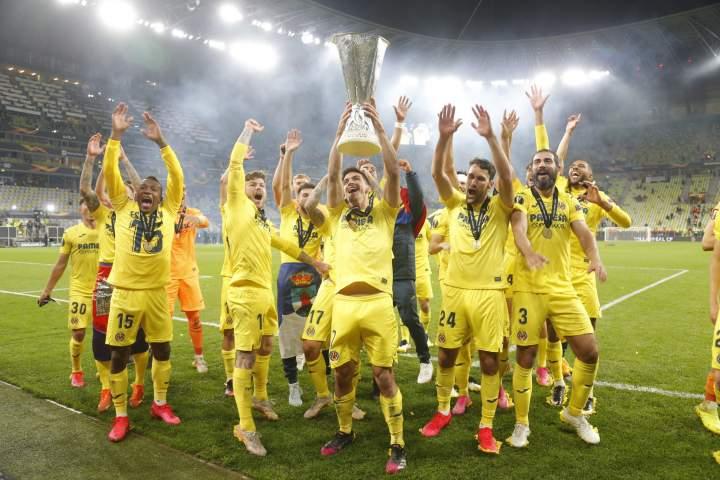 Villarreal Vs Manchester United: Kapal Selam Kuning Juara Liga Europa
